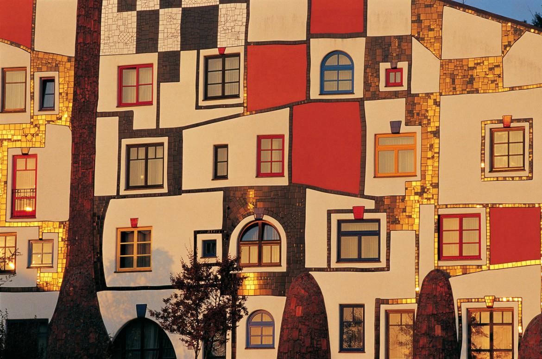 © Rogner Bad Blumau Hundertwasser Architekturprojekt