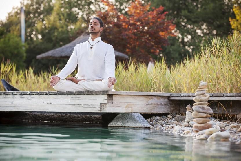 Vedischer Meister Anand, Rogner Bad Blumau