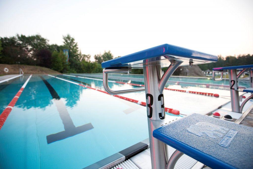 Olympisches Sportbecken ©Rogner Bad Blumau