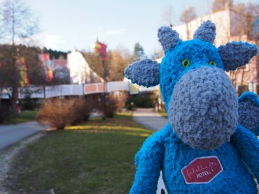 Fabelbert von den Fabelhaften Hotels zu Gast im Rogner Bad Blumau