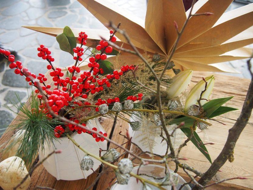 Weihnachtsdekoration © Rogner Bad Blumau