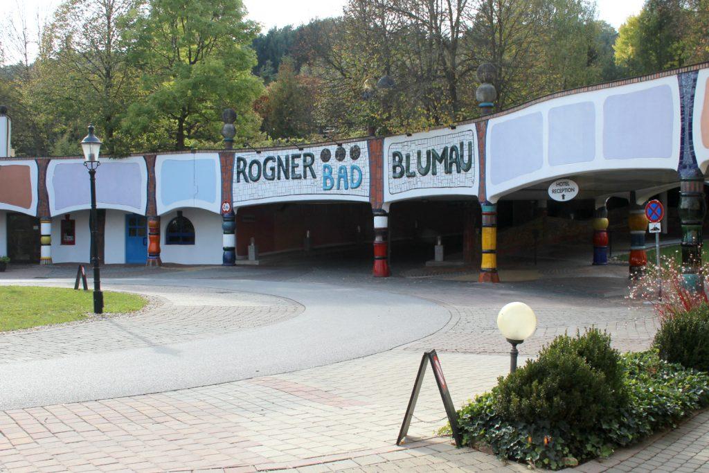 Rogner bad Blumau ©Kirschblütenblog