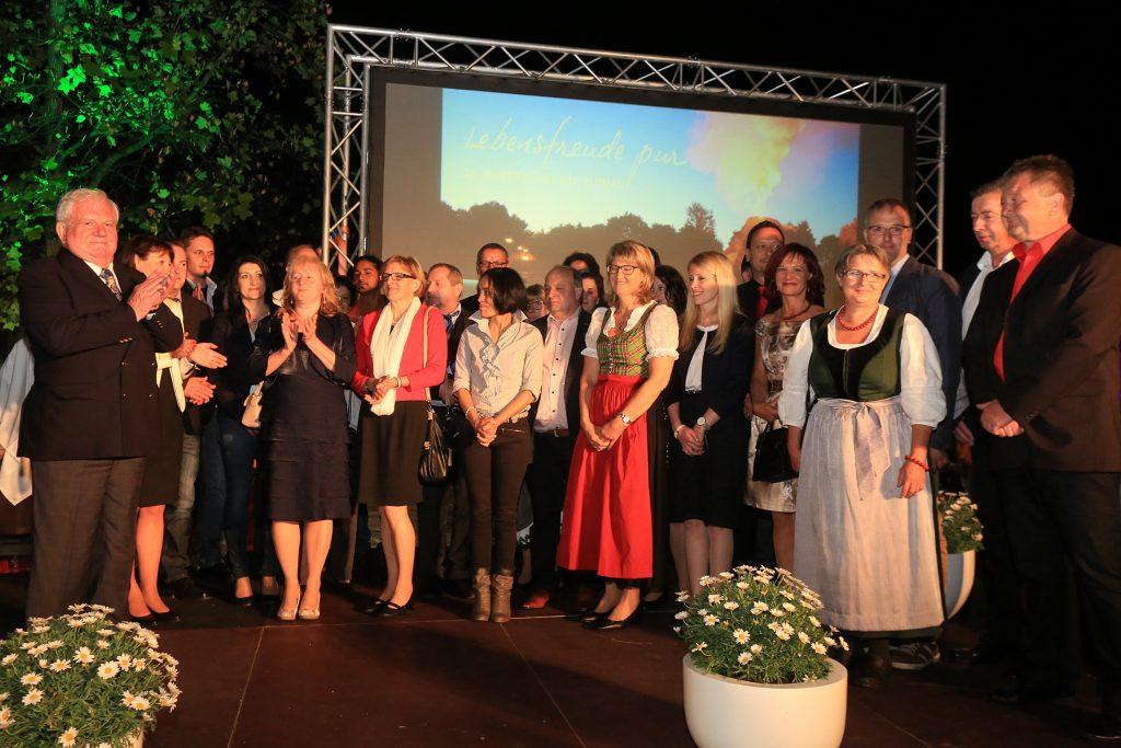 Abendgala 20 Jahre Rogner Bad Blumau © Hundertwasser Architekturprojekt