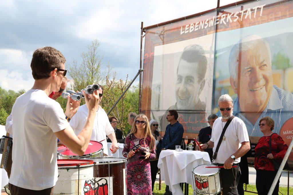 Feierlichkeiten zu 20 Jahre Rogner Bad Blumau © Hundertwasser Architekturprojekt, Rogner Bad Blumau/APA-Fotoservice/Hautzinger Fotograf: Peter Hautzinger