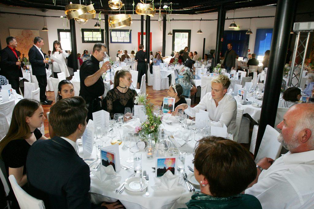 Gala 20 Jahre Rogner Bad Blumau © Hundertwasser Architekturprojekt, Rogner Bad Blumau/APA-Fotoservice/Hautzinger Fotograf: Peter Hautzinger