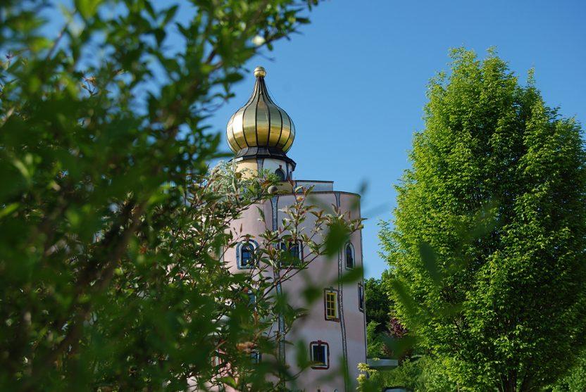 Rogner Bad Blumau © Hundertwasser Architekturprojekt