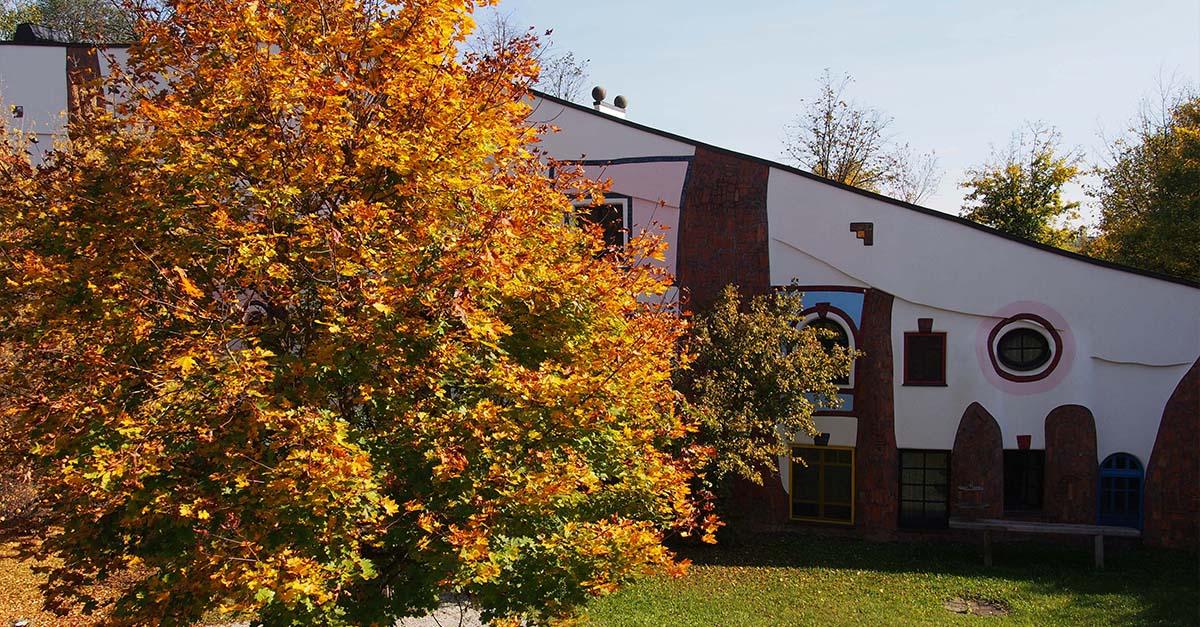 goldener Herbst © Rogner Bad Blumau