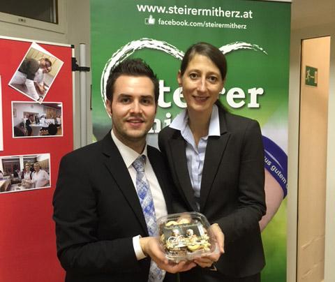 Steirer mit Herz ©Rogner Bad Blumau