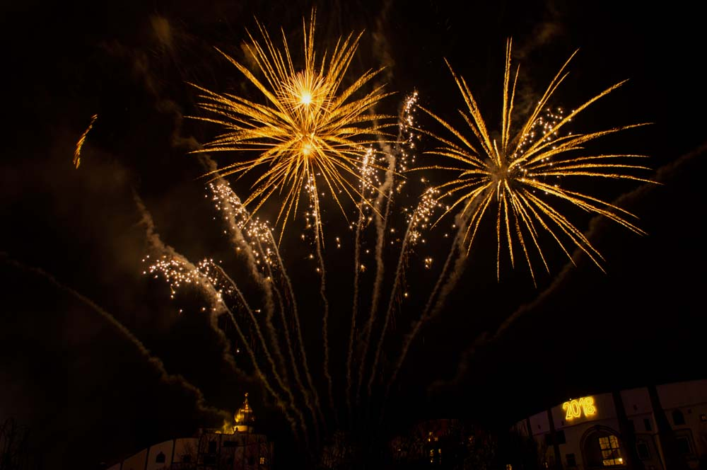 Silvestergala 2018 Rogner Bad Blumau Foto © Gigaxfoto