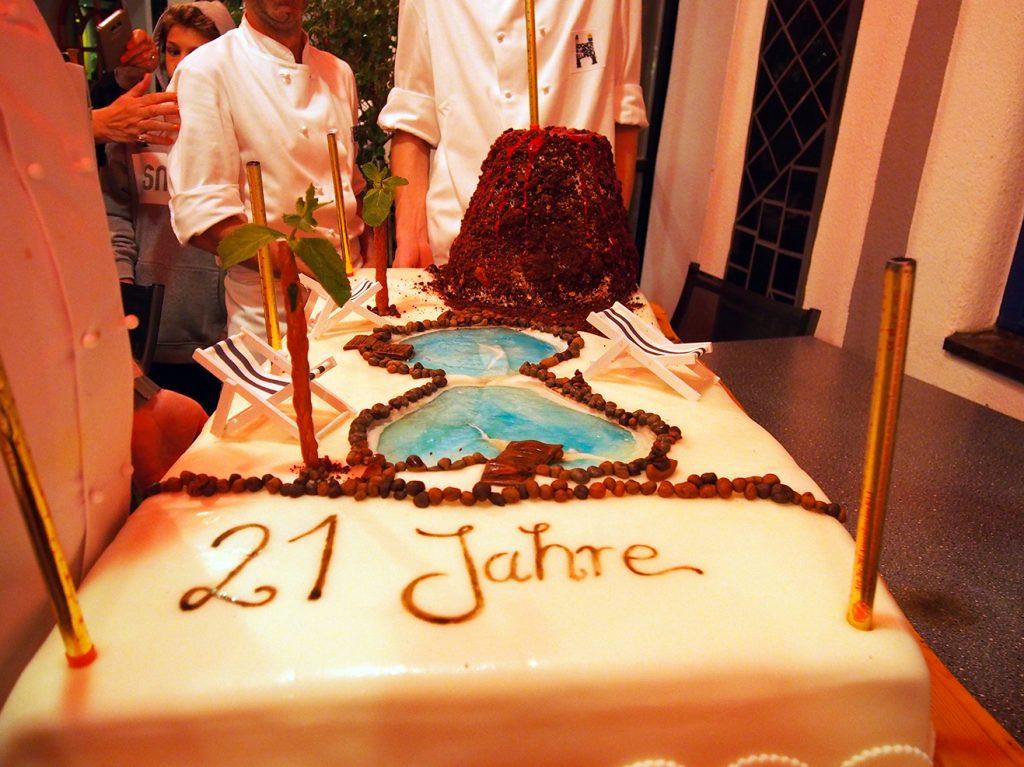 Torte © Rogner Bad Blumau