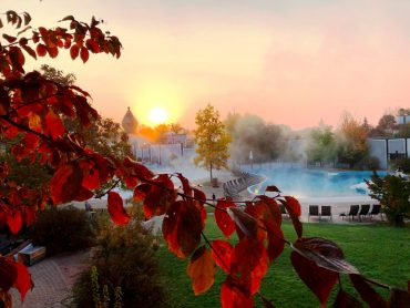 Herbstzeit © Rogner Bad Blumau