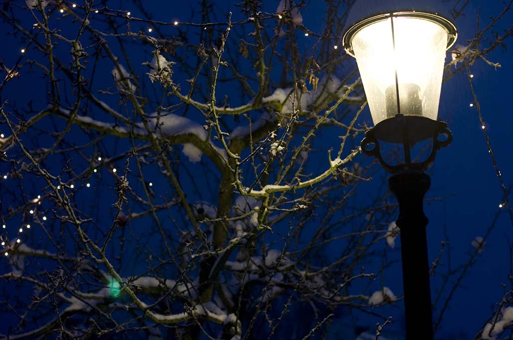 Ein Monat vor Weihnachten © Rogner Bad Blumau