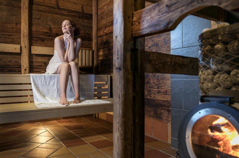 Saunalandschaft © Rogner Bad Blumau