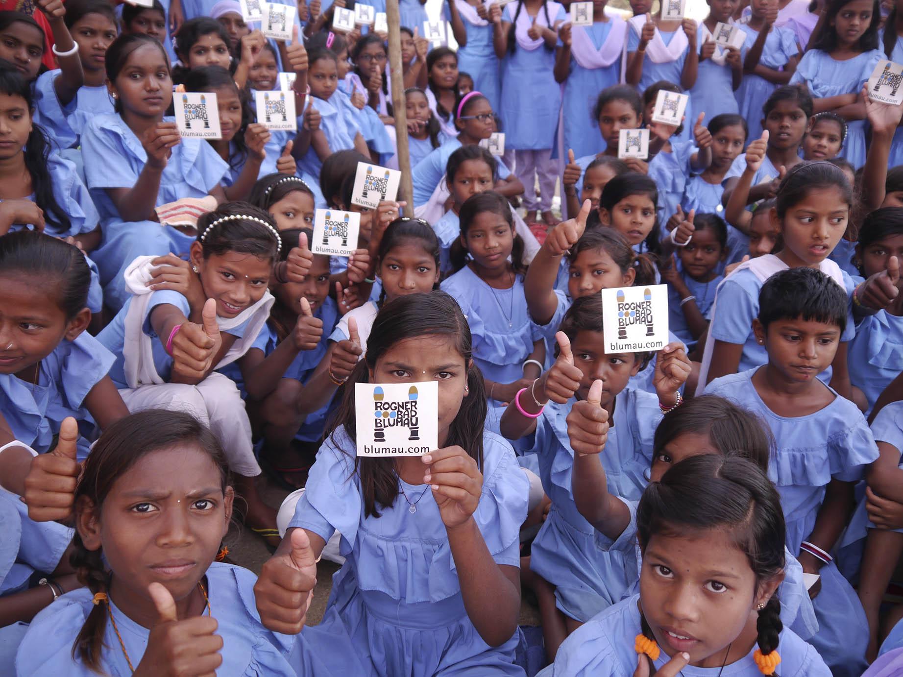 Schule in Indien © Salesianer, Dibella