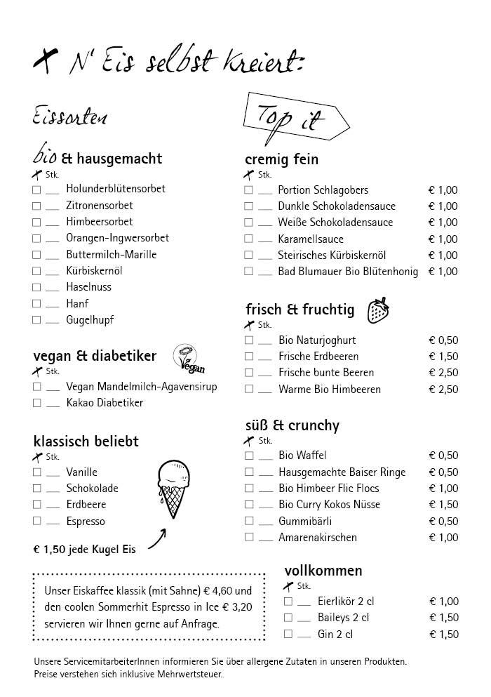Eiskarte 19 ©Rogner Bad Blumau