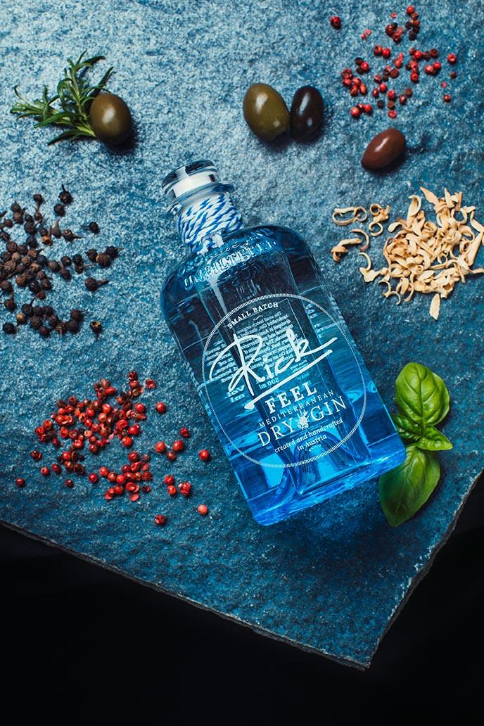 Rick Gin ©Rogner Bad Blumau