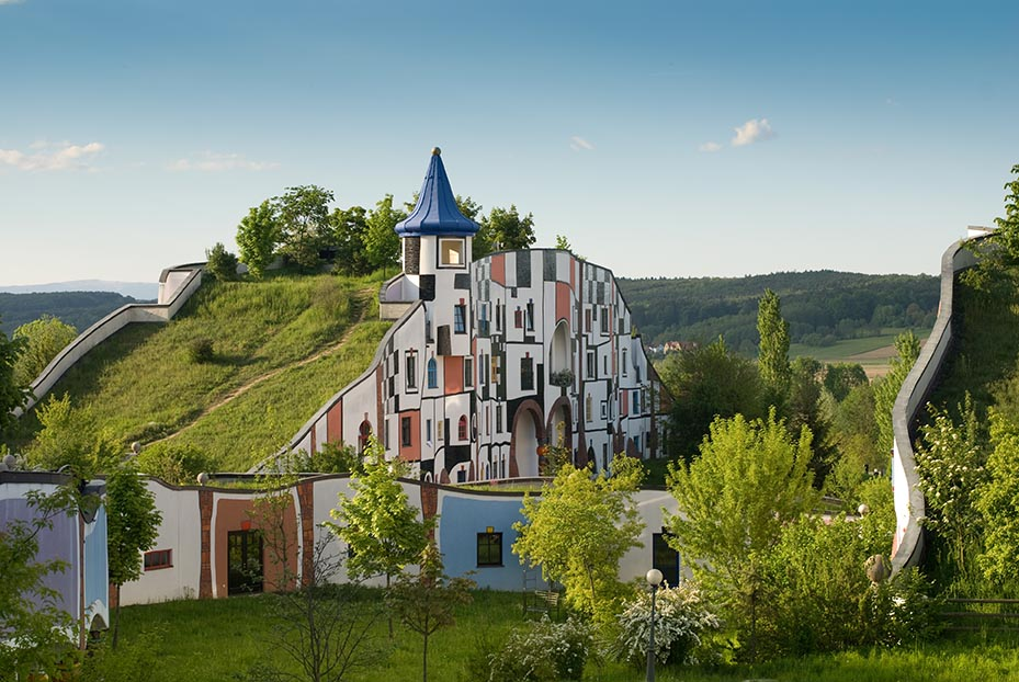 Kunsthaus © Rogner Bad Blumau