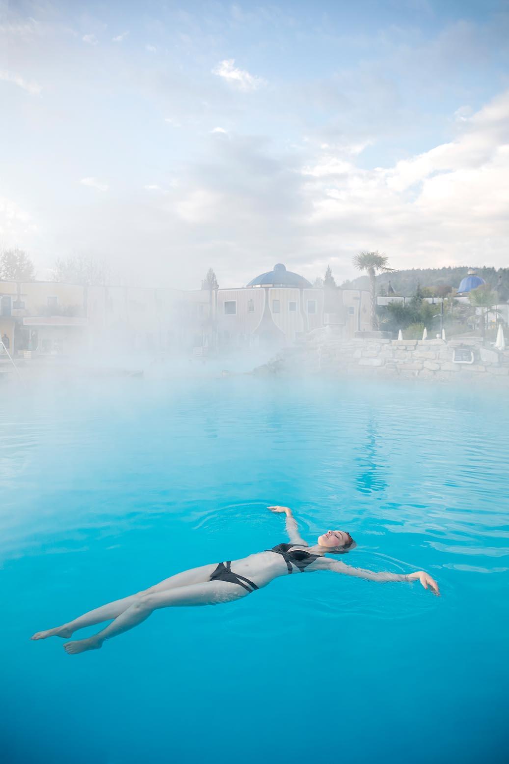 Thermalwasserwoche 2020 © Rogner Bad Blumau