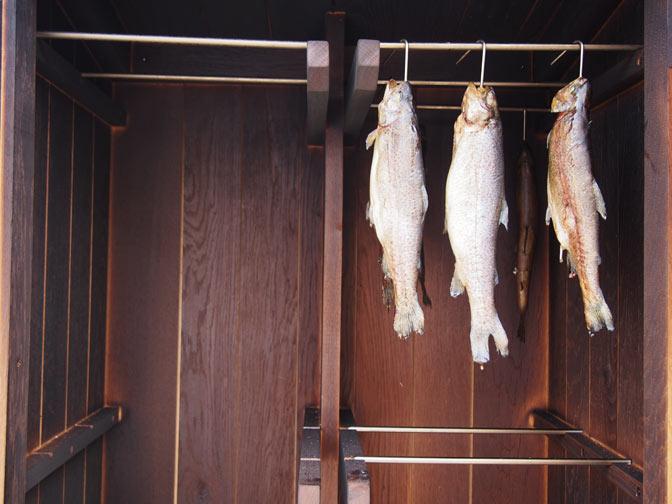 Räucherfisch Rogner Bad Blumau