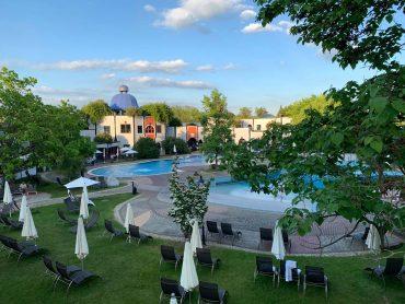 Rogner Bad Blumau Urlaub unabhängig von Wetterlaunen