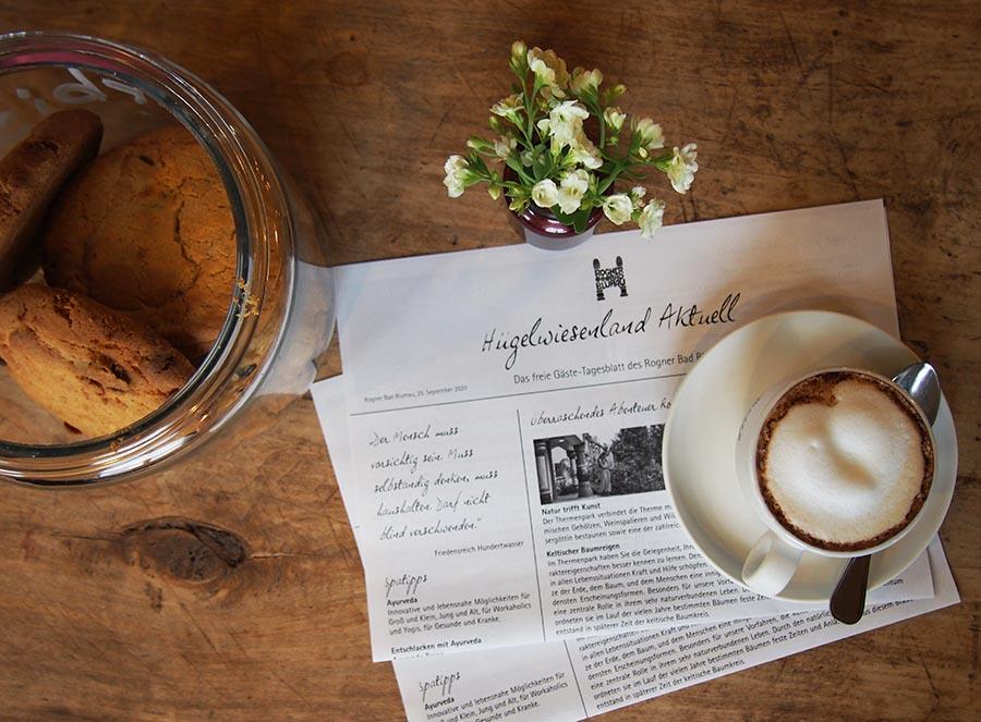 Tag des Kaffees 2020 © Rogner Bad Blumau