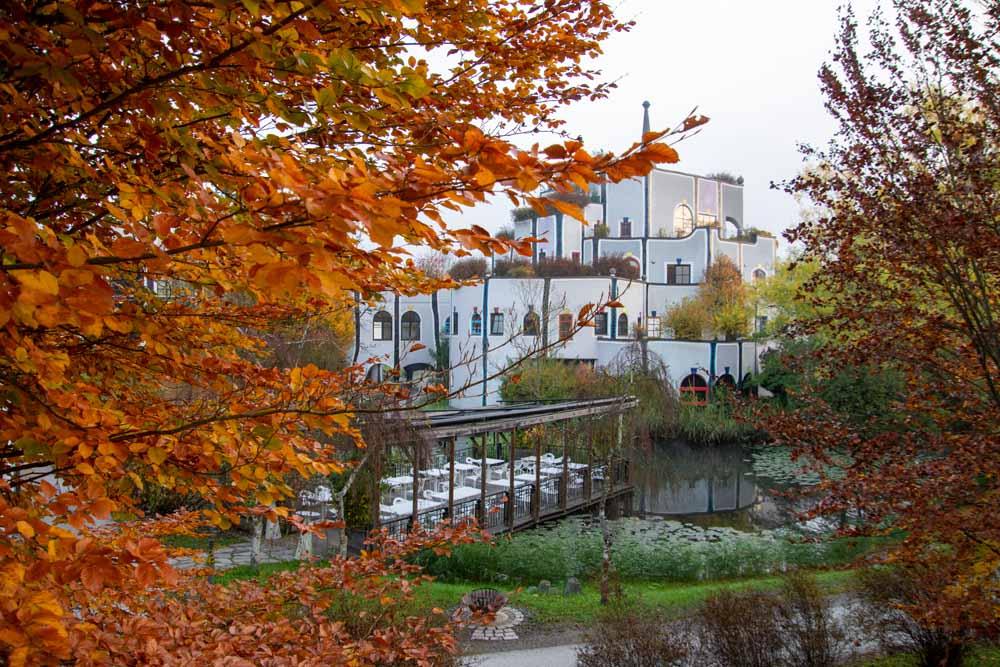 Herbst Rogner Bad Blumau ©Christian Thomaser