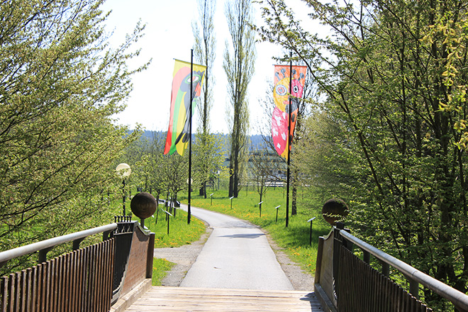 Windbilder Monika Gilsing Rogner Bad Blumau